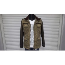 Куртка зимняя AVVA A52 6112 12 YESIL GREEN